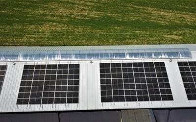 Panele słoneczne 2